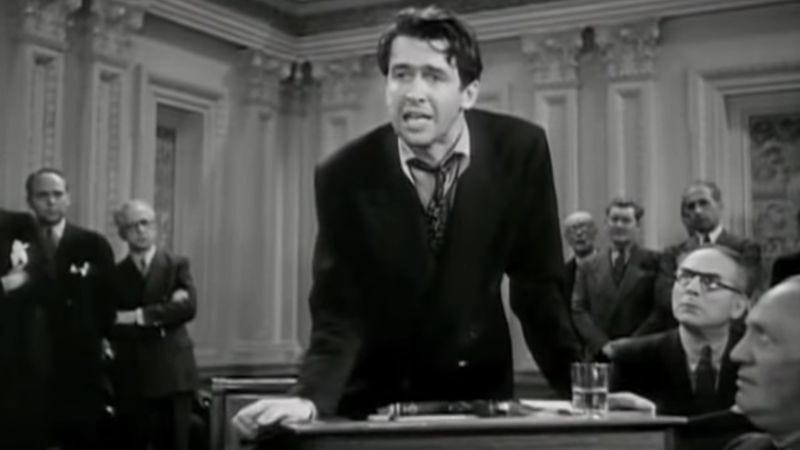 Mr. Smith Goes To Washington (Screenshot: YouTube)