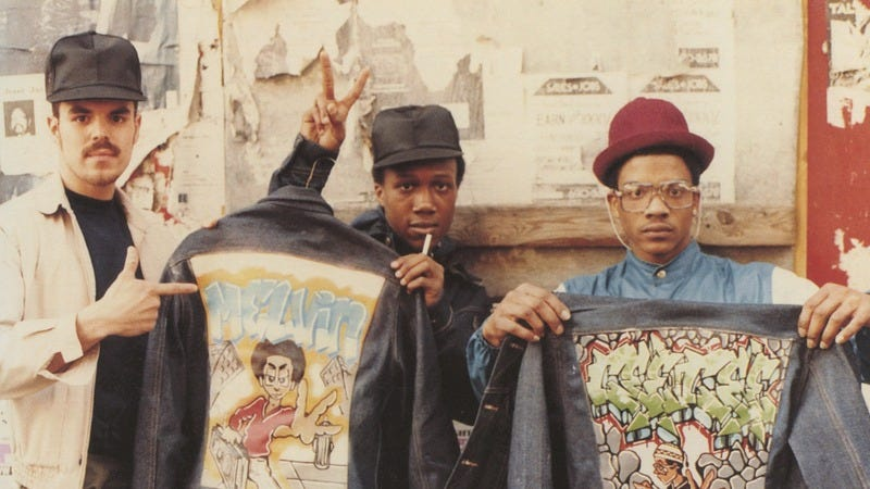Illustration for article titled Hip-hop fashion is too vast a topic for Fresh Dressed to cover in 82 minutes