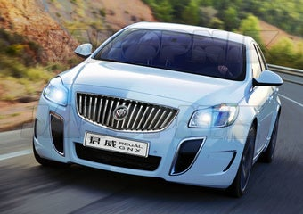 Illustration for article titled Buick Regal GNX? It Could Be A Possiblity...In China