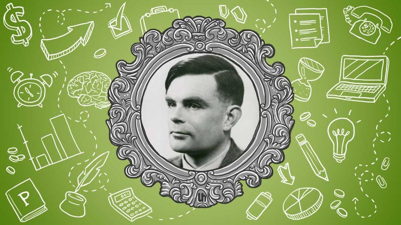 Alan Turing's Best Productivity Tricks