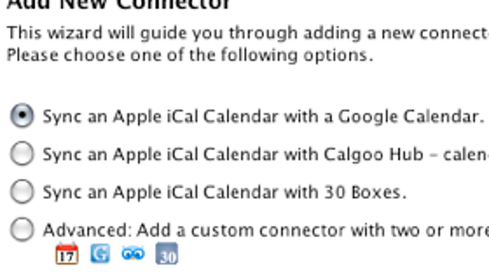 Calgoo Goes Free Syncs Desktop Calendars With Google Calendar