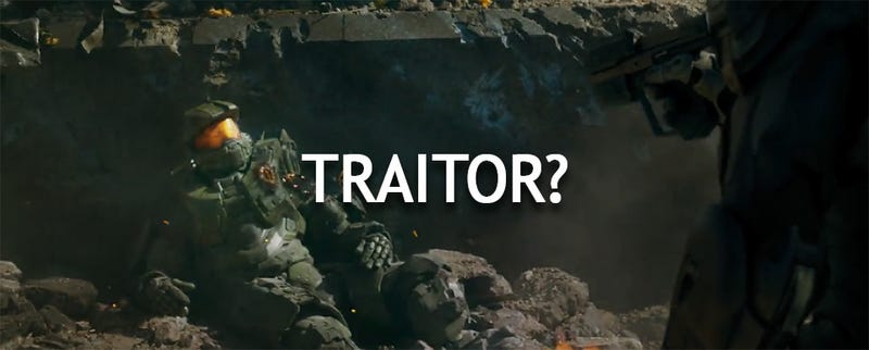 Illustration for article titled Why Master Chief Is A Traitor, A Fan Theory