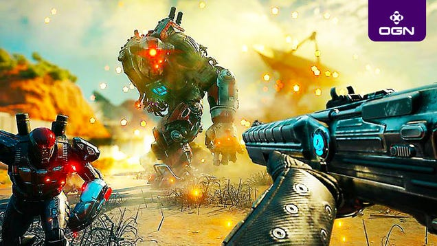 Tips For Playing 'Rage 2'