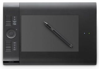 Illustration for article titled Wacom Intuos4 Is Completely Wireless
