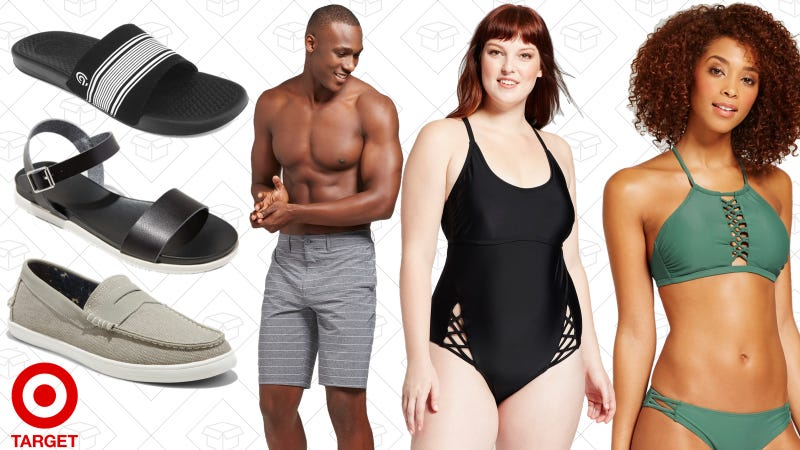 BOGO 50% off swimwear and summer shoes | Target