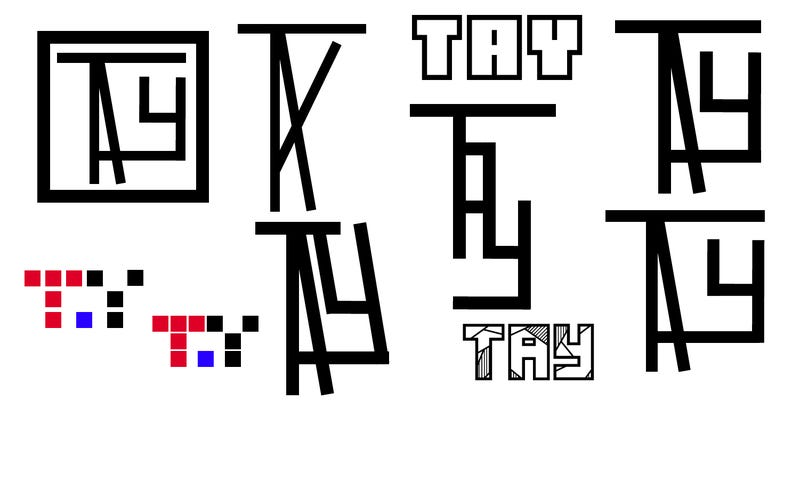Illustration for article titled TAY Logo: Do It Up