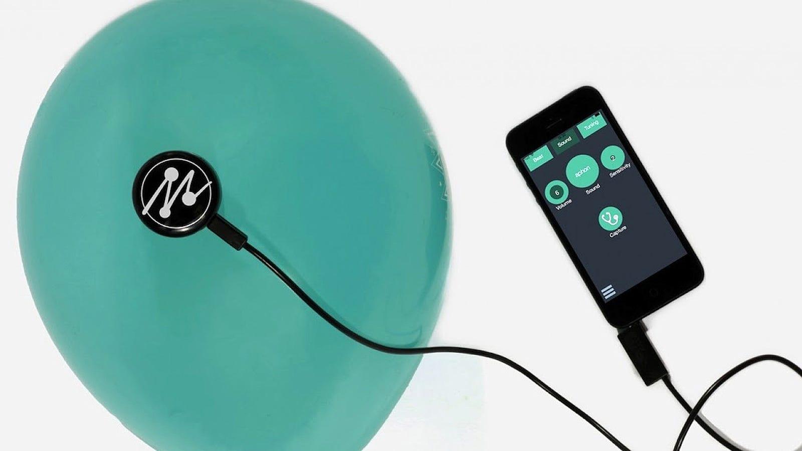 Este sensor convierte cualquier objeto en un instrumento musical