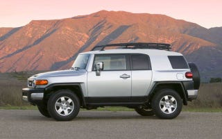 Illustration for article titled What's The Big Deal With The FJ Cruiser?