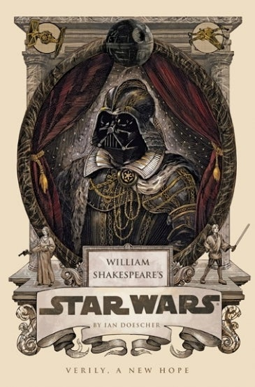 Illustration for article titled Star Wars written by Shakespeare, anyone?