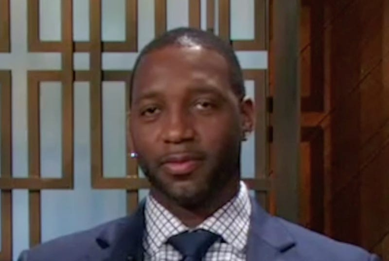 Illustration for article titled Tracy McGrady Doesn't Need This Shit, Man
