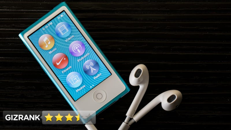 Illustration for article titled iPod Nano Review: The Best MP3 Player Ever, For Whatever That's Worth