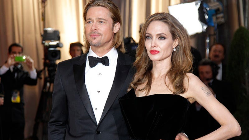 Illustration for article titled Angelina Jolie and Brad Pitt's Marriage Is 'Very, Very Stable'