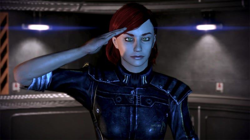 Illustration for article titled There Will Be No FemShep Edition of the Mass Effect Trilogy [UPDATE]