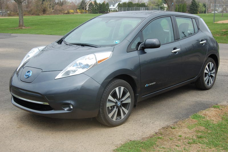 The Nissan Leaf. Not Welcome By Most Auto Enthusiasts. So Far Here On Oppo,  I Havenu0027t Got Too Much Hate For It, So Thatu0027s A Good Sign!