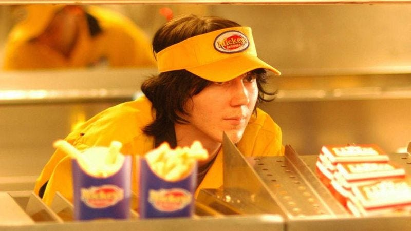 Paul Dano in Fast Food Nation