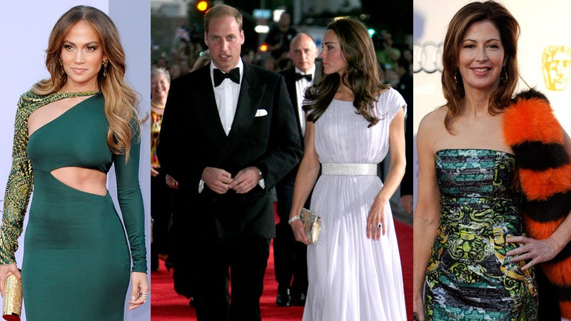Illustration for article titled A-List Dresses To Impress Will & Kate