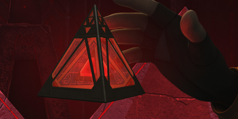 A Sith holocron, a depository of knowledge. Image: Lucasfilm