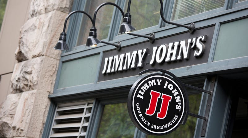 Illustration for article titled Jimmy John's says third-party delivery isn't freaky fast enough
