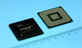 Illustration for article titled NEC Packs All Blu-ray Functions on Single Chip, Smaller Players to Come