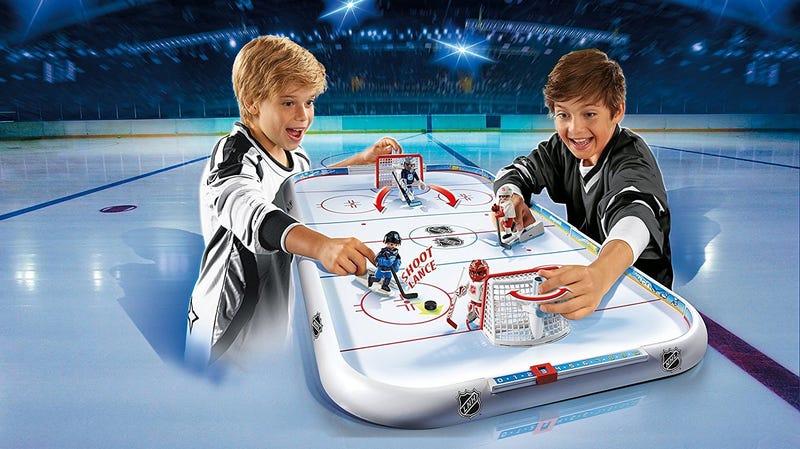 PlayMobil NHL Hockey Arena | $19 | Walmart