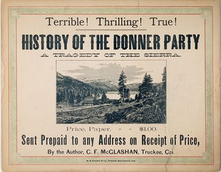 Illustration for article titled Donner Party Donnerstag