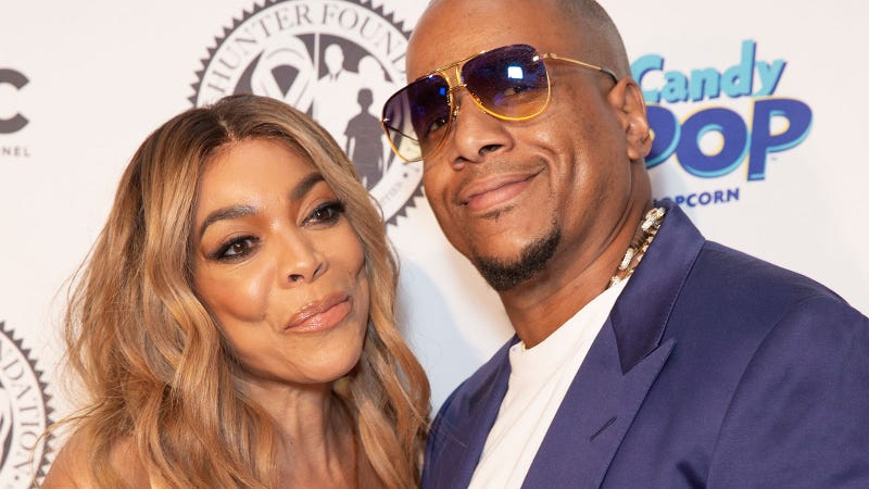 Illustration for article titled Wendy Williams Has Reportedly Filed to Divorce Kevin Hunter