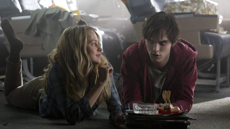 Illustration for article titled Zombie Romance Warm Bodies Is Getting a Book Sequel