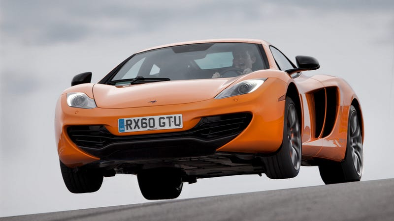 The McLaren 12C Will Get More Power For 2014 (UPDATE: Nevermind)