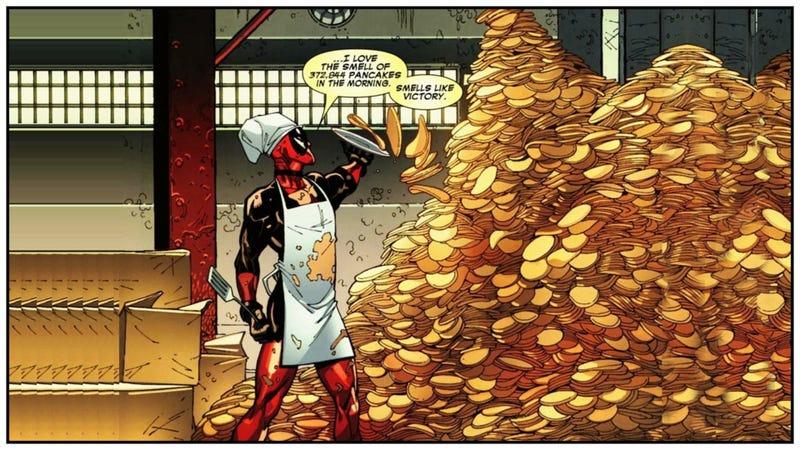 Illustration for article titled Deadpool tendrá serie animada de acción para adultos en 2018