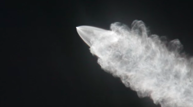 SpaceX s Incredible Launch Display Over Los Angeles Has Everyone Thinking It s Aliens