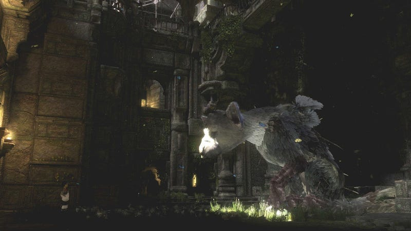 "Illustration for article titled Sony is ""Working Diligently"" on The Last Guardian"