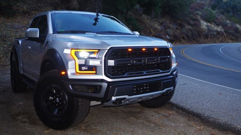 What The 2017 Ford Raptor's Off-Road Modes Really Do: An