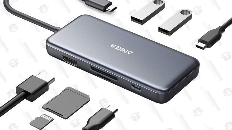 Anker 7-in-1 USB-C Hub | $39 | Amazon | Promo code KINJA8346