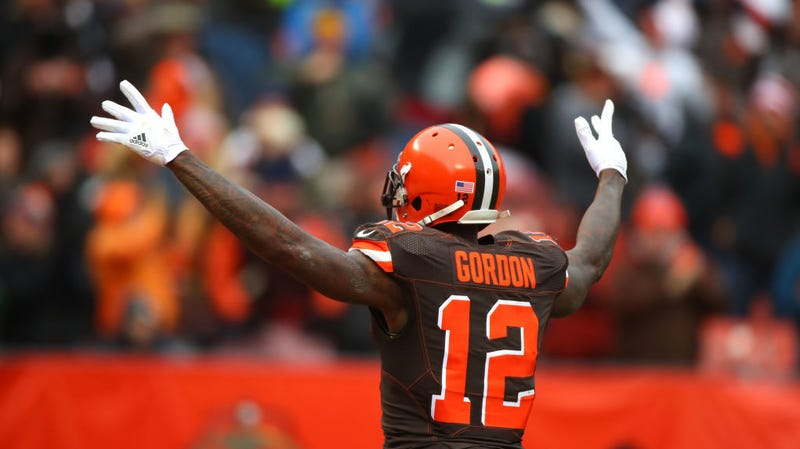 Illustration for article titled Josh Gordon Returns From Unexplained Leave Of Absence