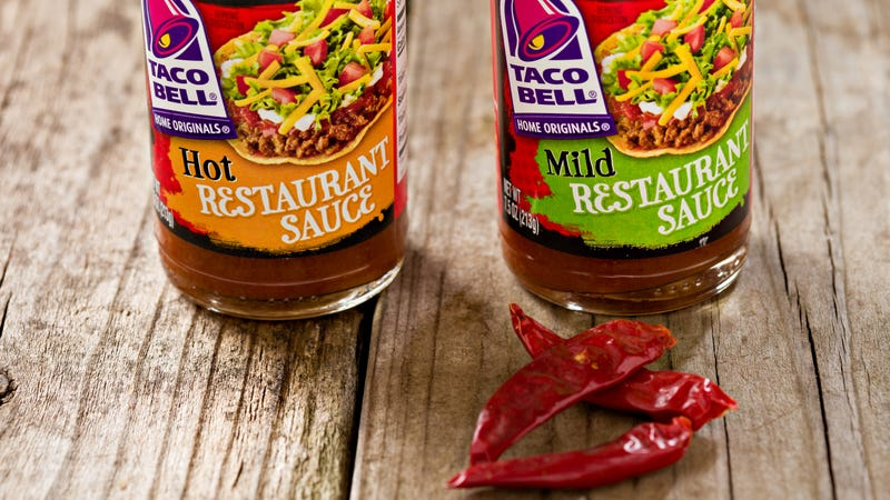 Illustration for article titled Taco Bell to dial up hot sauces in Thailand because they're not spicy enough