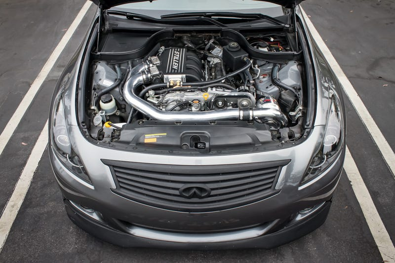 Illustration for article titled G37 Supercharged Daily Driver?