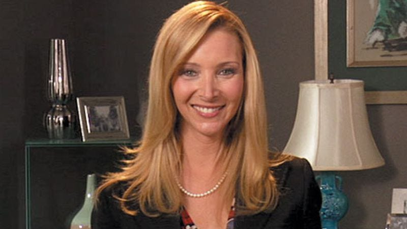 Illustration for article titled Lisa Kudrow is going to be on Scandal