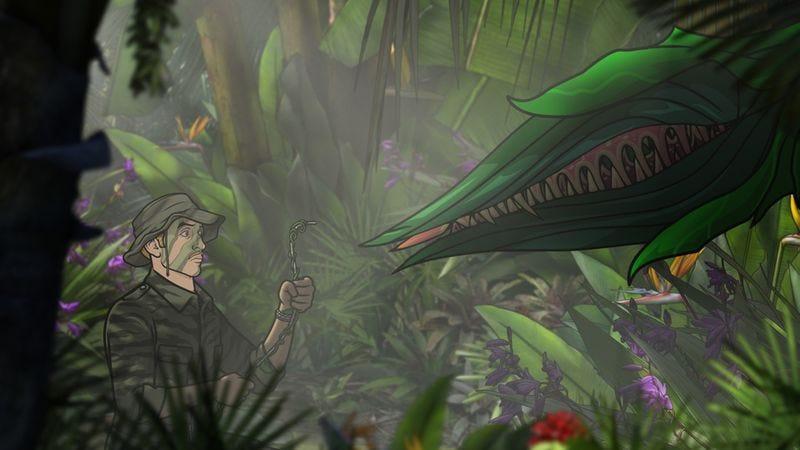 """Illustration for article titled Archer: """"Pocket Listing"""""""