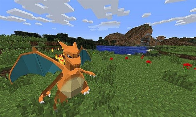 You Can Play Pokemon Inside Minecraft