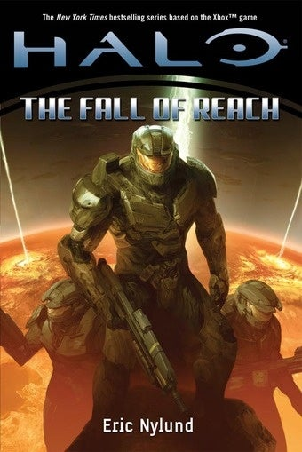 Illustration for article titled Halo Novel Trilogy to be Republished with Updates, New Content