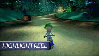 Highlight Reel: The Safest Mario Kart Racer