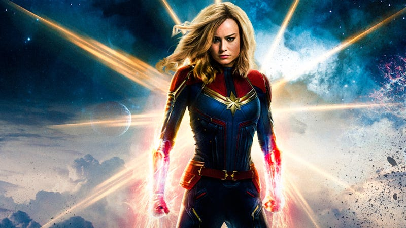 Illustration for article titled One Serious Complaint about Captain Marvel (Spoilers)