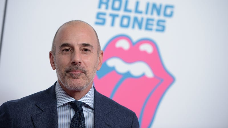 Former 'Today Show' production assistant details alleged Matt Lauer affair