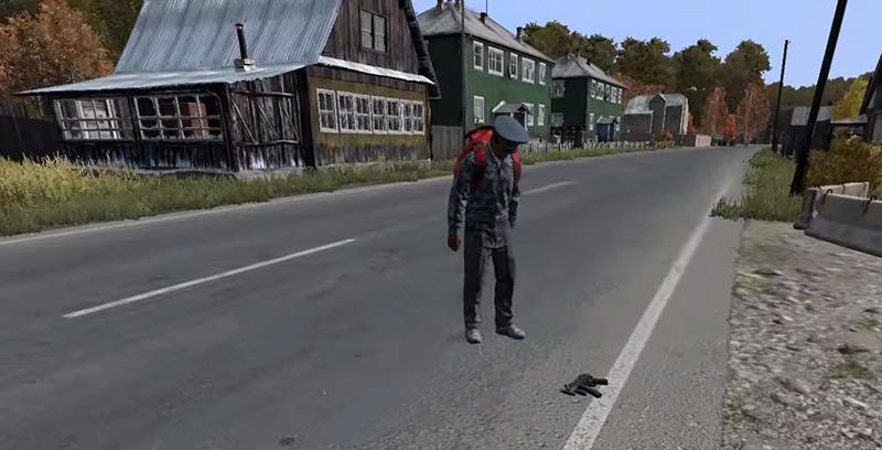 Illustration for article titled Qué pasa si regalas un arma cargada a otro jugador en un juego de supervivencia online