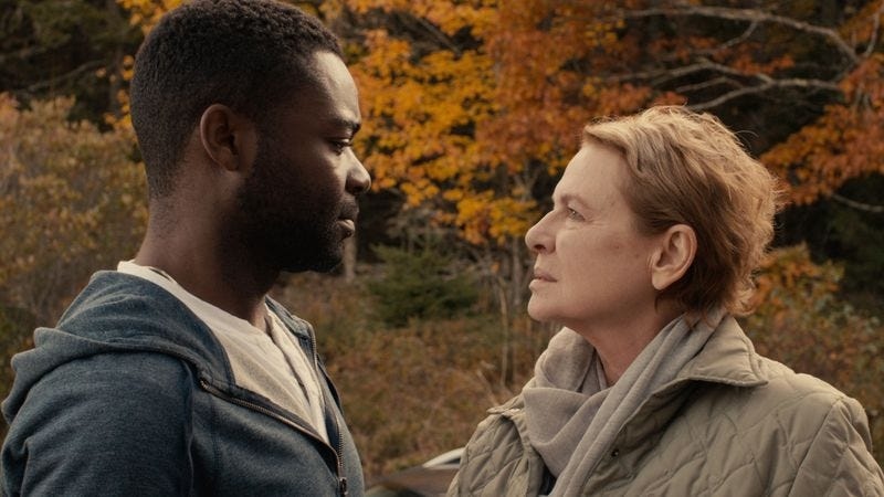 David Oyelowo and Dianne Wiest in Five Nights In Maine (Photo: FilmRise)