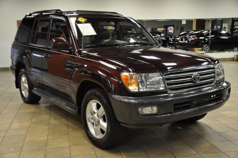 Here Are Ten Of The Best Luxury Suvs On Ebay For Less Than