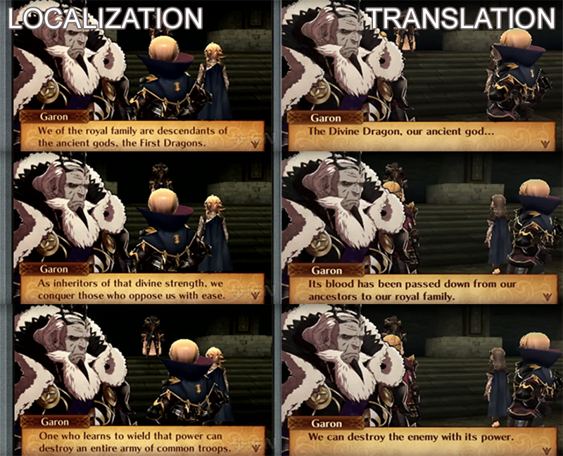 The Fight Over The Best Way to Translate Fire Emblem Fates