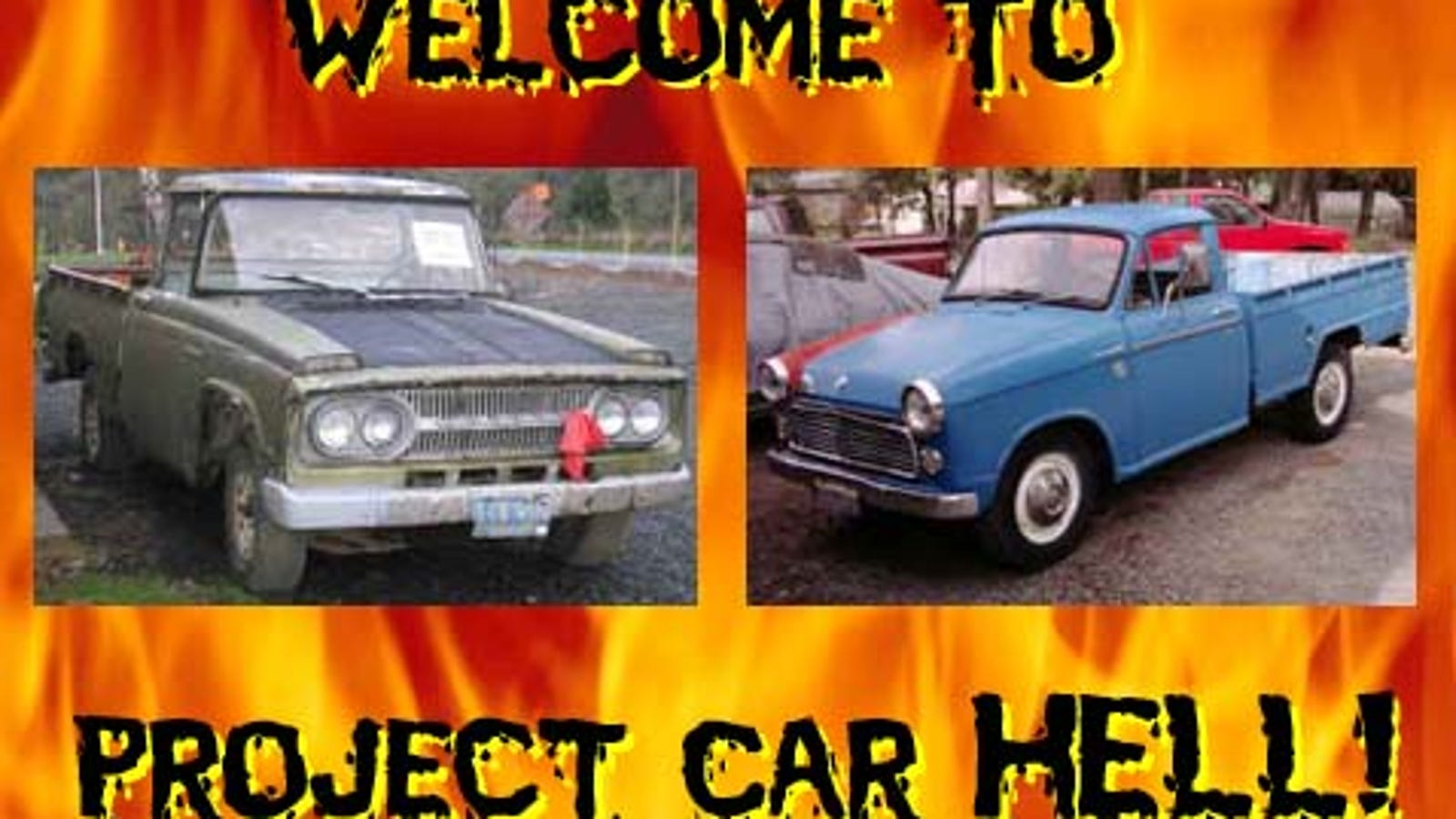 Pch japanese pickup edition 1966 toyota or 1962 datsun for Nice pipes net worth