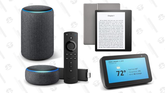 Amazon Device Back-to-School Sale | Amazon