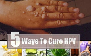 Illustration for article titled Natural HPV Cure - Best Cure For HPV